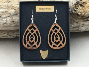 Blackwood Earrings