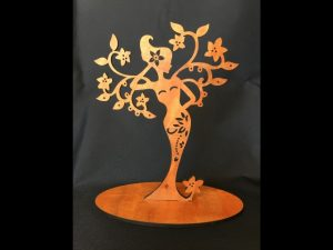 Jewellery Tree Lady