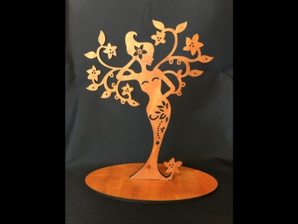 Jewellery Tree Lady