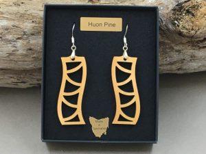 Huon Pine Earrings
